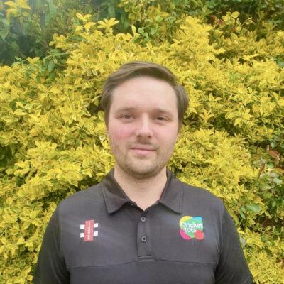 James Parks Cricket tots Suffolk